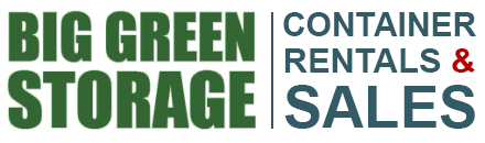 Big Green Storage - Self-Storage - Mini Storage - Storage Container Rentals - Storage and Shipping Container Sales - Nanaimo, BC