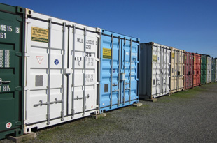 Nanaimo Mini Storage - Self Storage - Storage Container Sales